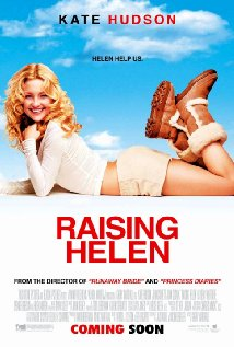 Raising Helen movie poster