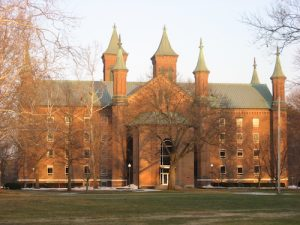 Antioch Hall, Antioch College, courtesy Wikipedia Commons.