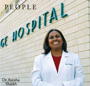 Dr. Ayesha Shaikh