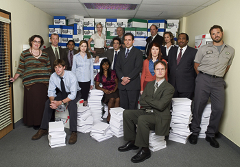 The Office, courtesy Wikipedia.