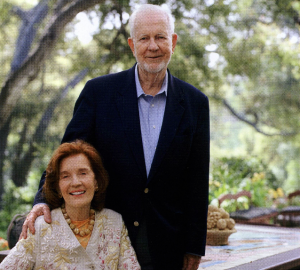 Lillian & Jon Lovelace, courtesy Santa Barbara Magazine