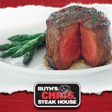 Ruth Chris Steak House (courtesy photo)