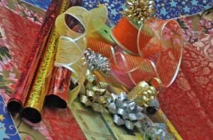 Gift Wrapping Paper by Apolonia, freedigitalphotos.net