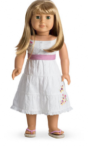 The Gwen Thompson American Girl Doll
