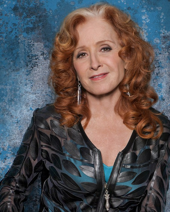 Bonnie Raitt, courtesy photo.