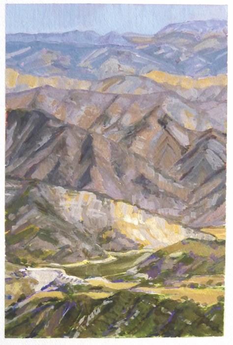 Nina Warner, Gibralter Dam.