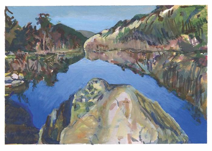 Pamela Zwehl-Burke, White Rock.