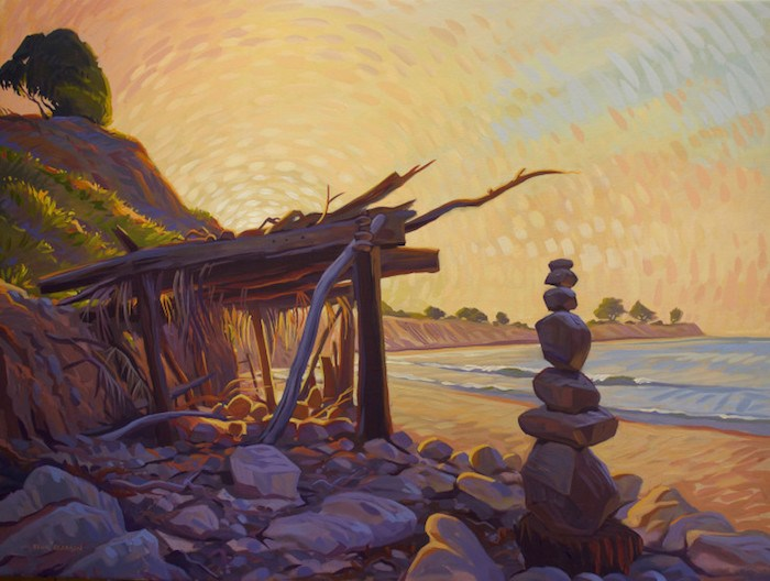 Beach Shack by Kevin Gleason. Image courtesy SCAPE.