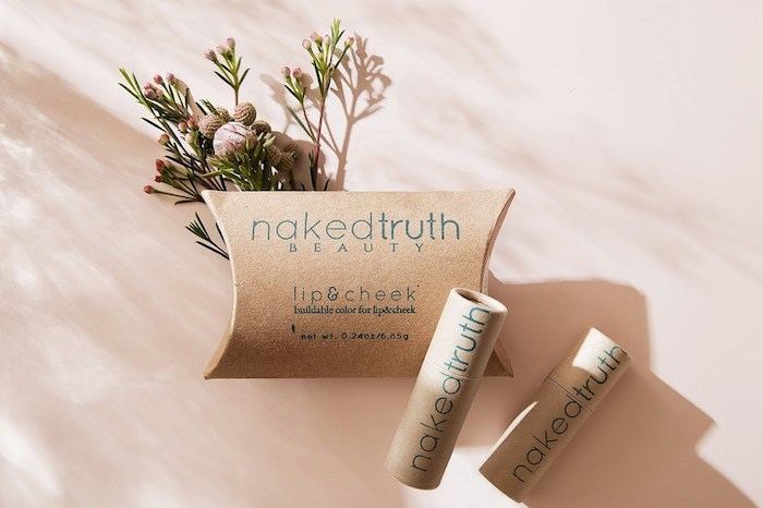 Naked Truth Beauty products, courtesy photo.