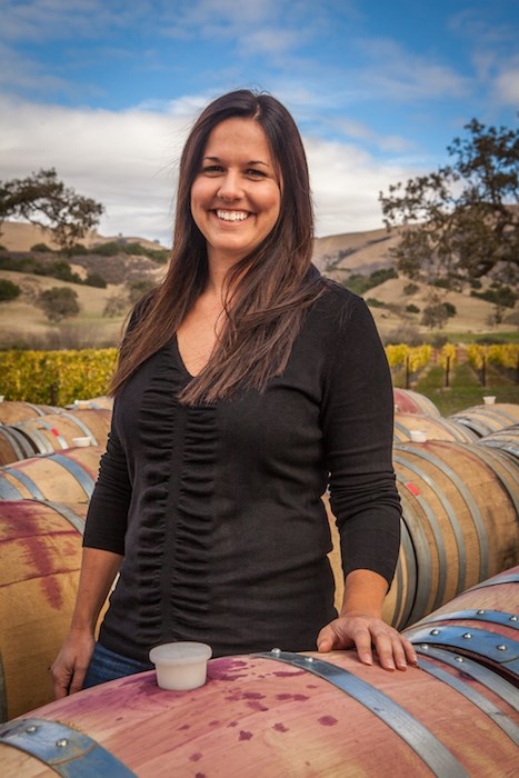 Zaca Mesa Winemaker Kristin Bryden, courtesy photo.