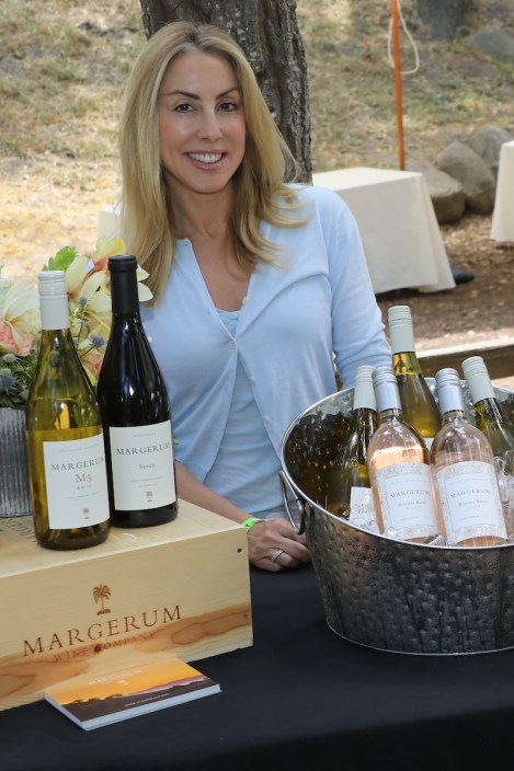 Marni Margerum at Santa Barbara Wine + Food Festival, courtesy photo.