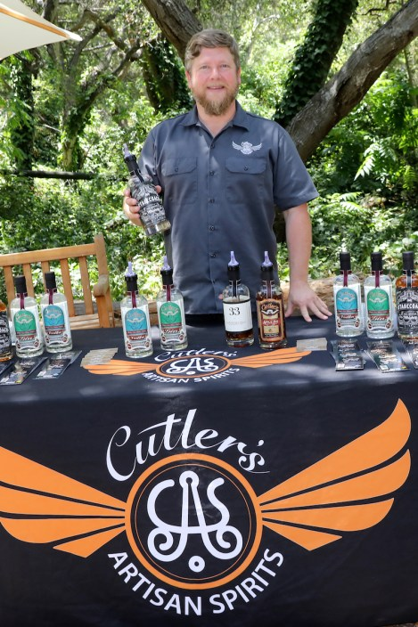 Ian Cutler at Santa Barbara Wine + Food Festival, courtesy photo.