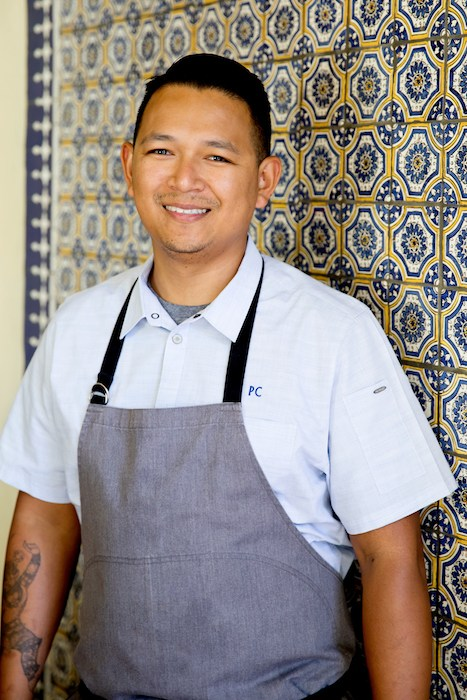 Finch & Fork Executive Sous Chef Peter Cham, courtesy photo.
