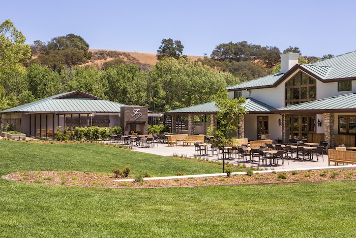 Fess Parker Winery, courtesy photo.