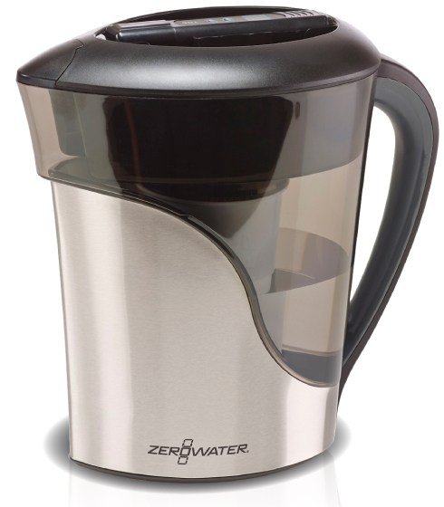 ZEROWater filter pitcher, courtesy photo.