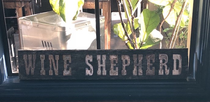 The Wine Shepherd, photo courtesy Anna Ferguson-Sparks, Stiletto Marketing.