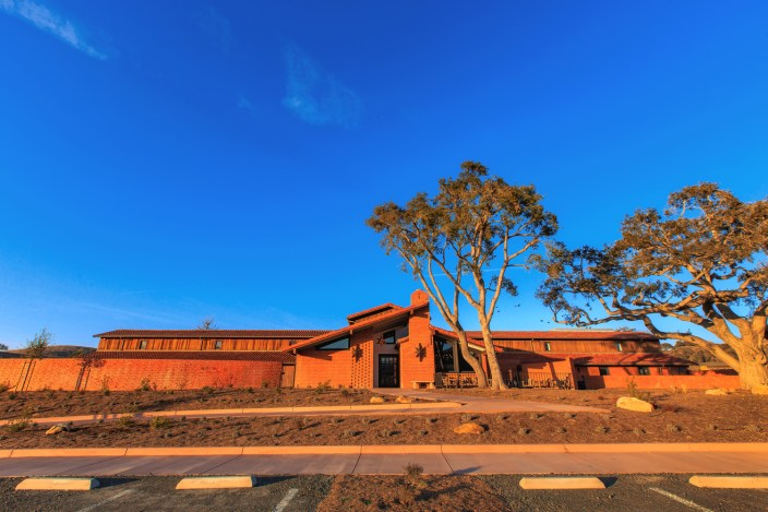 Brick Barn Wine Estate Winery, photo by Bottle Branding, courtesy Brick Barn.