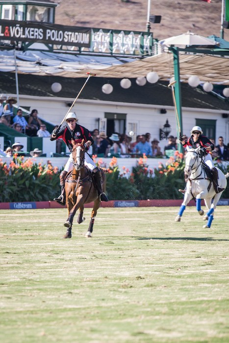 Santa Barbara Polo & Wine Festival, photo by Jon Endow.