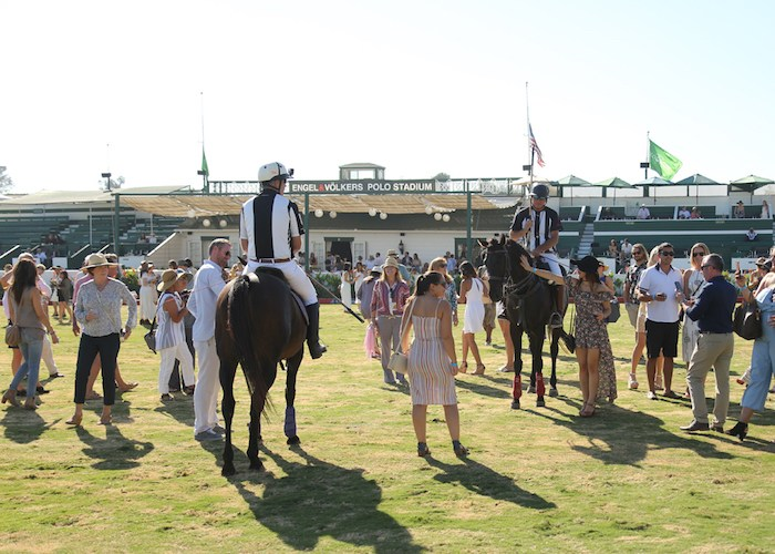 Santa Barbara Polo & Wine Festival, photo by David Lominska.