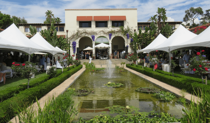 Once again, the beautiful Riviera Park will host the 37th annual Taste of the Town Santa Barbara benefitting the Arthritis Foundation on Sunday, September 9, from Noon-3 p.m. Courtesy photo.