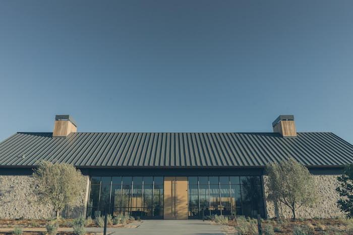 Brave & Maiden Estate exterior, courtesy photo.