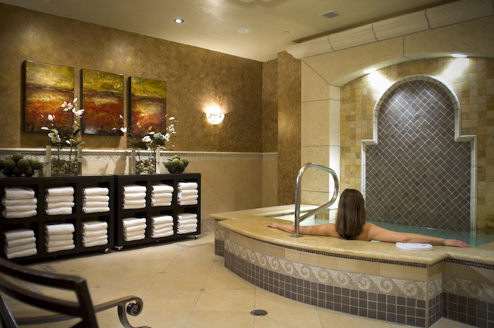 The Spa at Pebble Beach, photo by Scott Campbell.