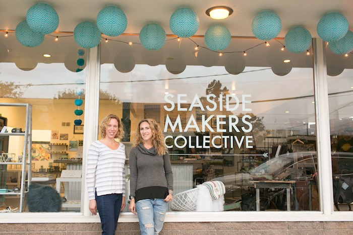 Seaside Makers Collective, photo by Kelsey Crews.