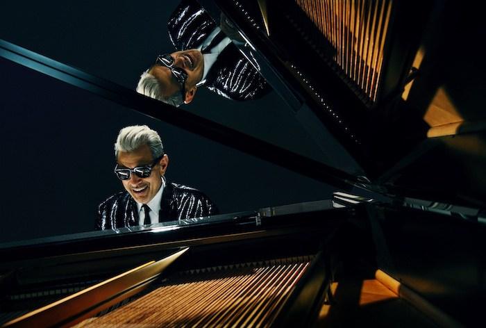 Jeff Goldblum, photo by Universal Music Paridukovic, courtesy UCSB Arts & Lectures.