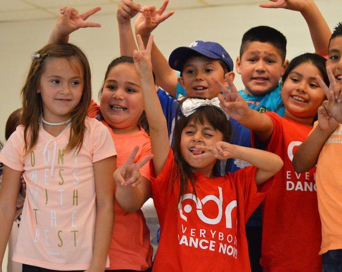 Everybody Dance Now! courtesy photo.