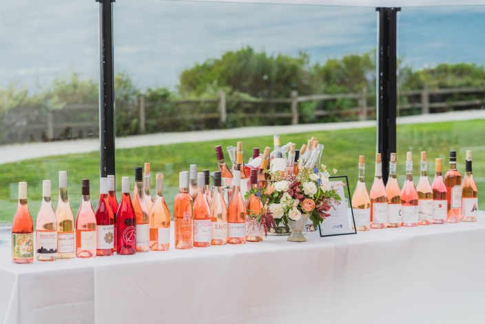 The Rose Lawn Party at World of Pinot Noir at the Ritz-Carlton Bacara. Courtesy photo.