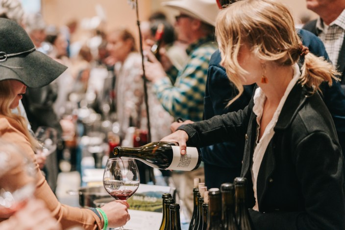 A great gift idea for any wine lover, The World of Pinot Noir takes place Feb. 28 – Mar. 2 at the Ritz-Carlton Bacara Santa Barbara. Courtesy photo.