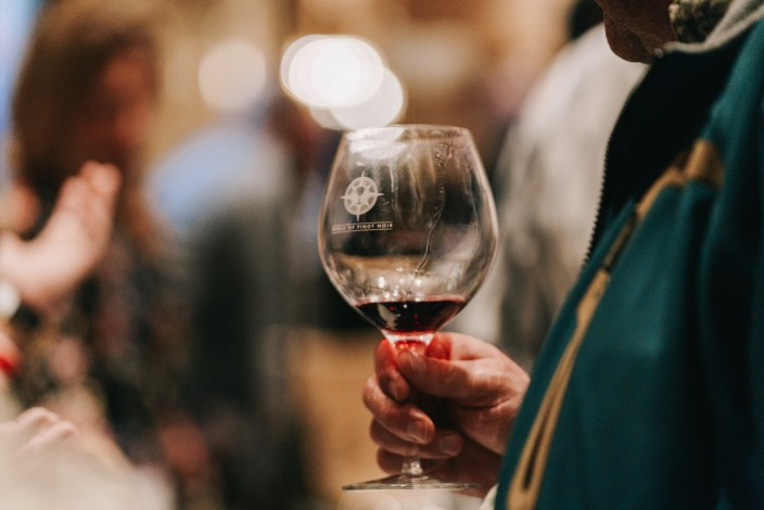 The annual World of Pinot Noir event gathers the planet's foremost Pinot Noir wineries and winemakers, renowned chefs, sommeliers and leading wine scholars in a weekend-long seaside celebration of this delicious and storied wine. Courtesy photo.