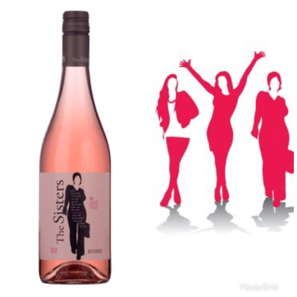 "The Sisters wines were created for ""women who do extraordinary things every day."" Courtesy photo."