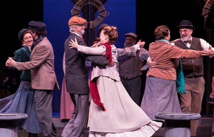 The Christmas Revels, Dec. 22-23 at the Lobero Theatre.