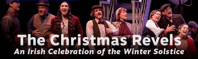 The Christmas Revels, Dec. 22-23 at the Lobero Theatre.