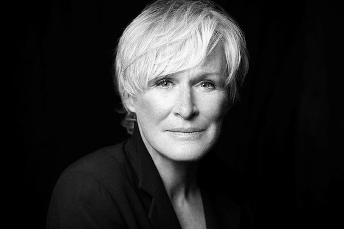 Glenn Close, courtesy SBIFF.