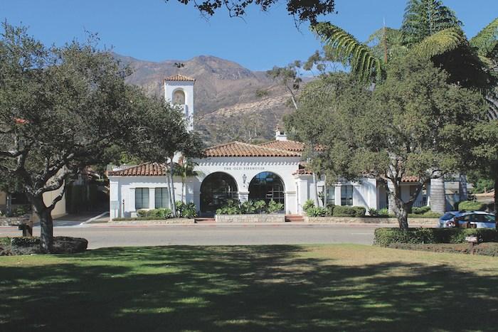 Montecito's Upper Village, photo by Jordan Duggan.