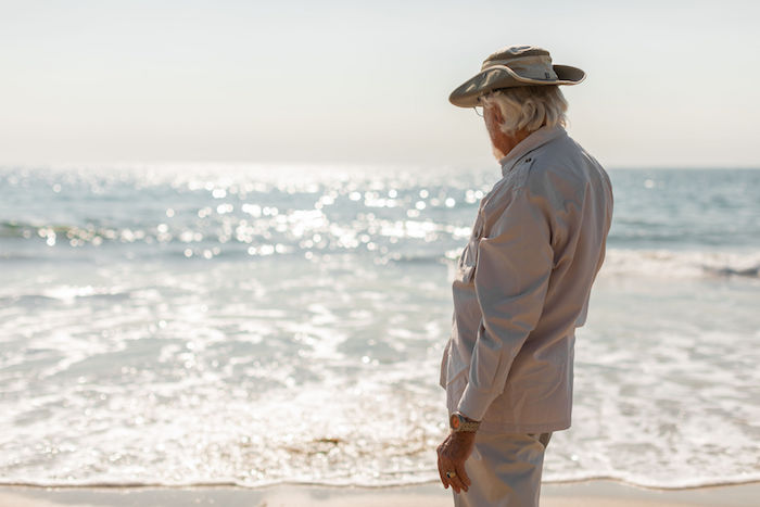Jean Michel Cousteau, courtesy Ritz-Carlton Bacara.