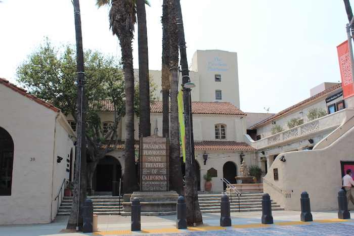 The Pasadena Playhouse, courtesy Visit Pasadena.
