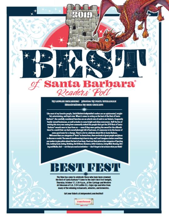 SB Independent Best of