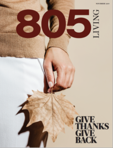 805 Living Magazine, November 2019.