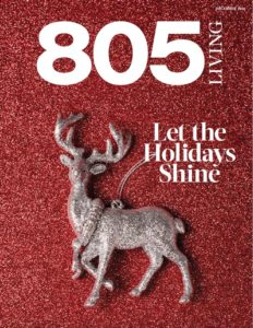 805 Living cover Dec. 2019