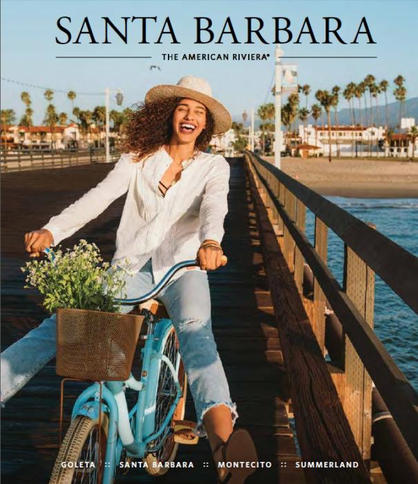 Santa Barbara Visitor's Magazine 2020
