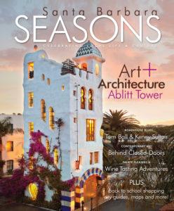 Originally published in Santa Barbara Seasons Magazine, Fall 2010. Cover photo by Jim Bartsch.