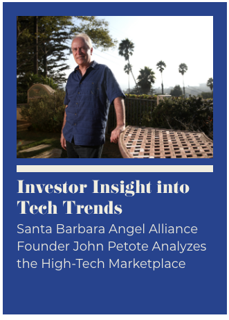 John Petote, photo by Daniel Dreifuss for Santa Barbara Independent.