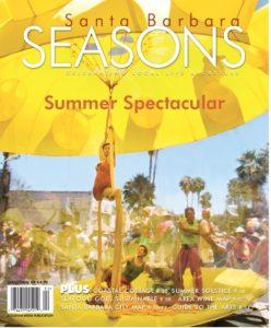 n Santa Barbara Seasons Summer 2009.