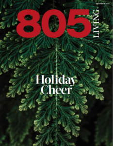 Cover of 805 Living December 2020