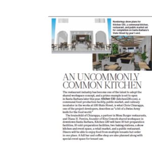 An Uncommonly Common Kitchen originally was published in 805 Living Magazine in March 2021.