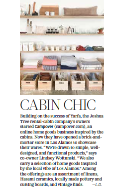 Cabin Chic, originally published in the April 2021 issue of 805 Living Magazine.