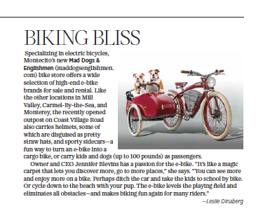 Biking Bliss was originally published in the April 2021 issue of 805 Living Magazine.